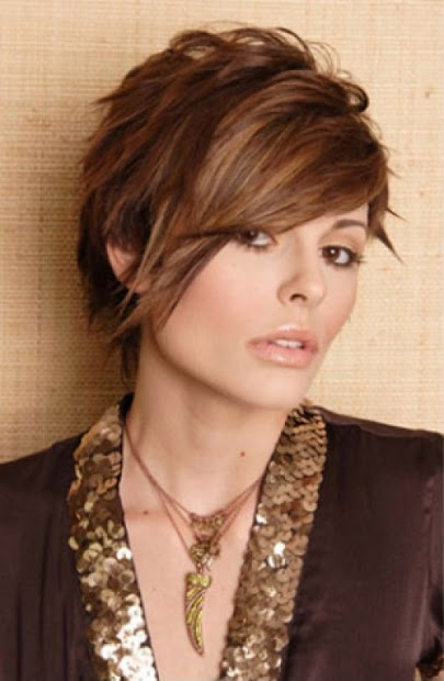 trendy short hairstyles cool