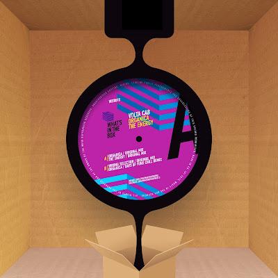 Volta Cab - Organica EP