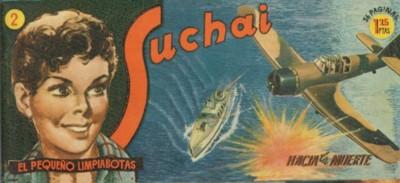 SUCHAI - Completo [por Carlos Z y Solymos] [Añadido el nº 57 completo]