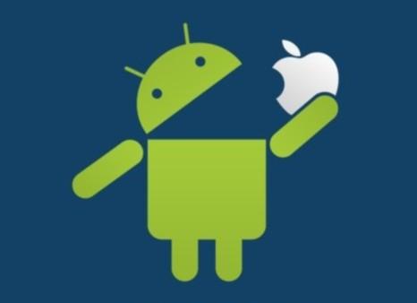 Android è il sistema operativo mobile più usato nei Tablets