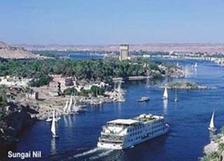7 Sungai Terbesar Di Dunia