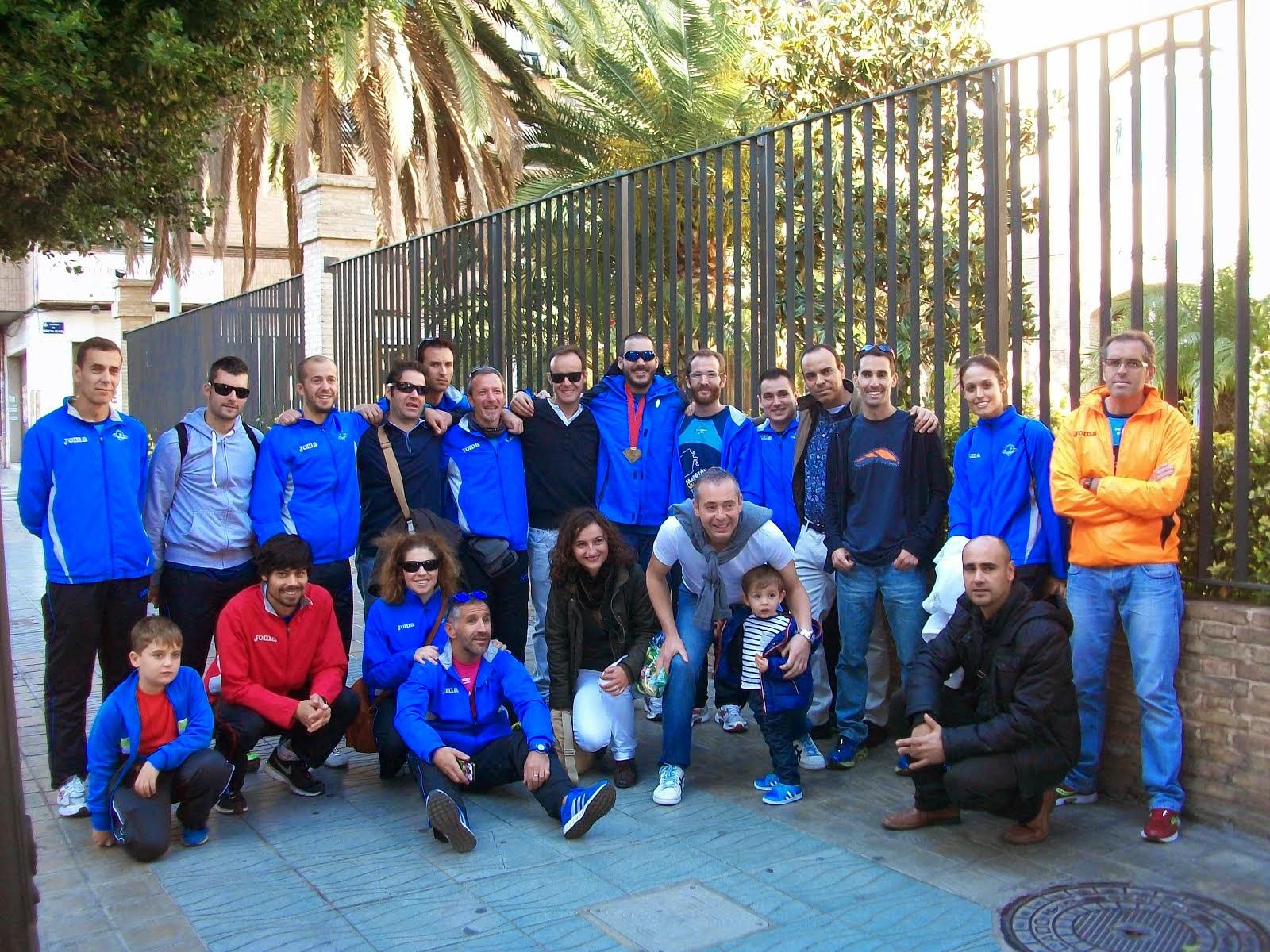 Maratón y 10 km Valencia