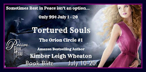 Tortured Souls by Kimber Leigh Wheaton