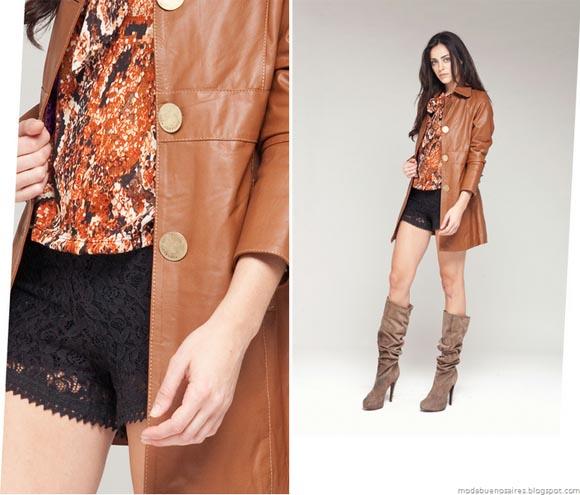 La Cofradía otoño invierno 2012. Blog de modaArgentina.