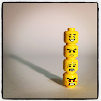 2012: a year of many moods and many lego minifigures
