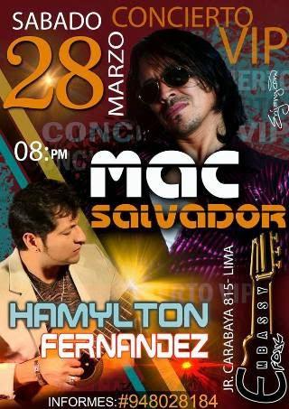 Gran concierto de musica andina