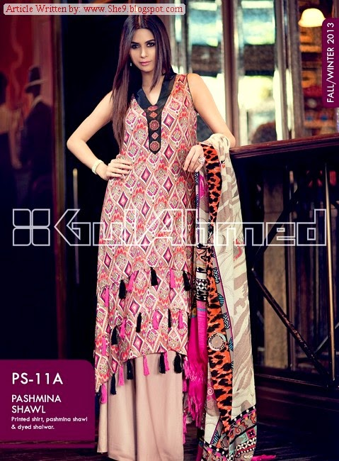 Why Gul Ahmed Winter Collection 2014 will be Best