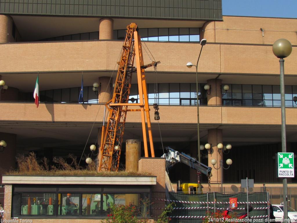 Aggiornamento grattacielo intesa sanpaolo urbanfile blog for Piano di costruzione dell edificio