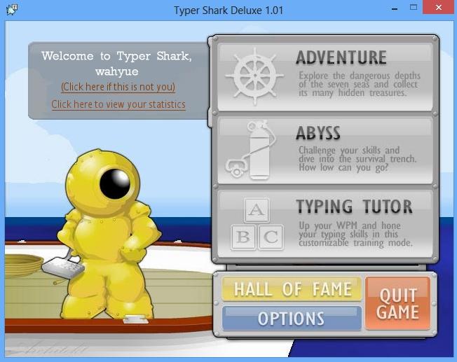 game typer shark full version