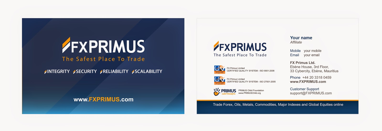 Forex fxprimus review