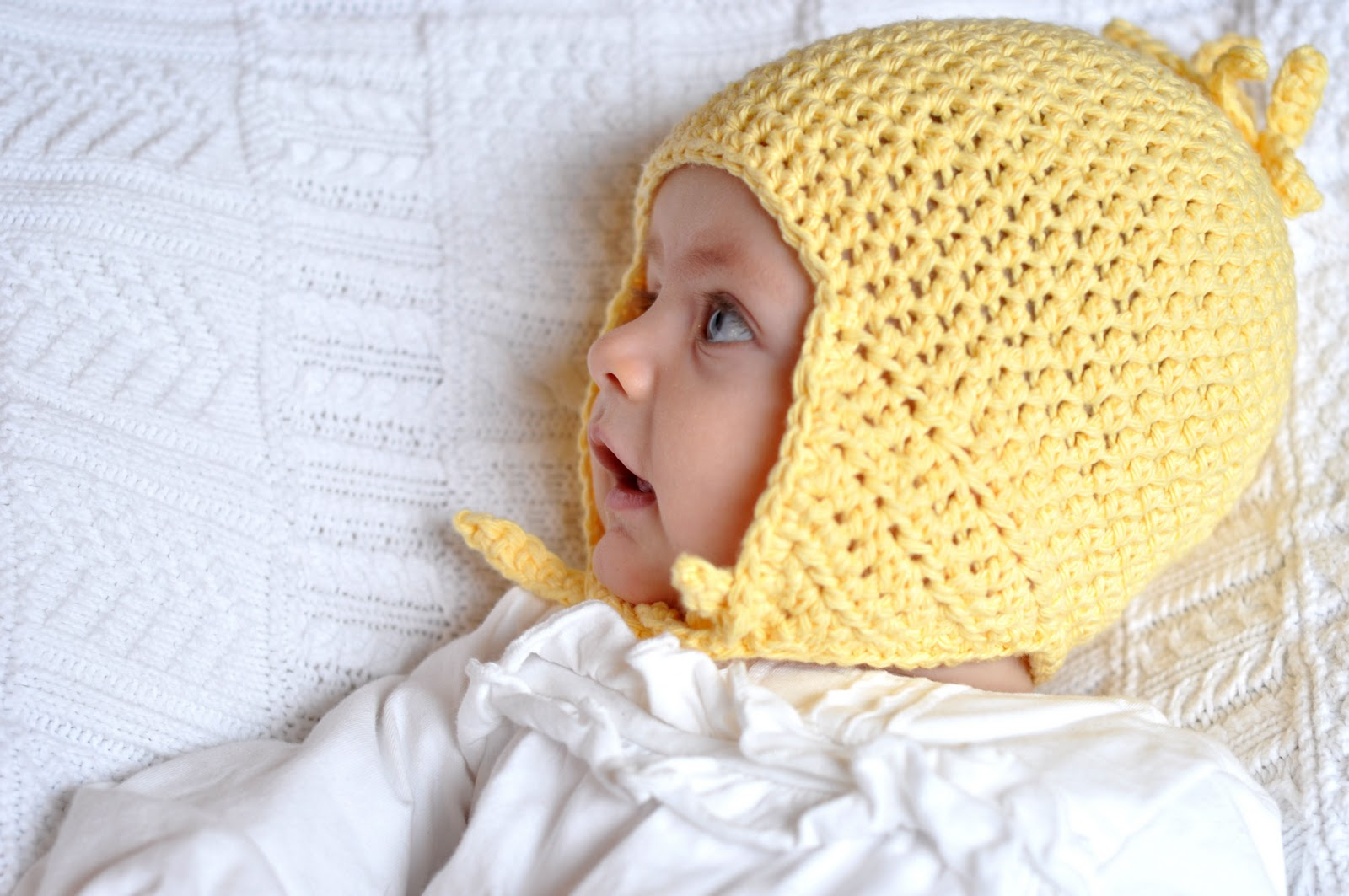 Free Crochet Pattern For Baby Floppy Hats : Aesthetic Nest: Crochet: Flippy Floppy Earflap Hat for ...