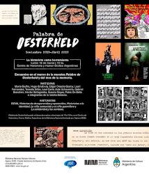 La Historieta como Herramienta - en el marco de la muestra Palabra de Oesterneld