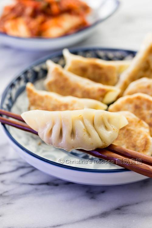 泡菜餃子 【醒胃小吃】 Kimchi Dumplings