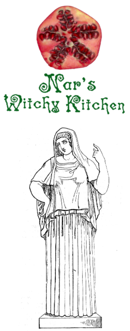 Nar's Witchy Kitchen - Hestia Approved
