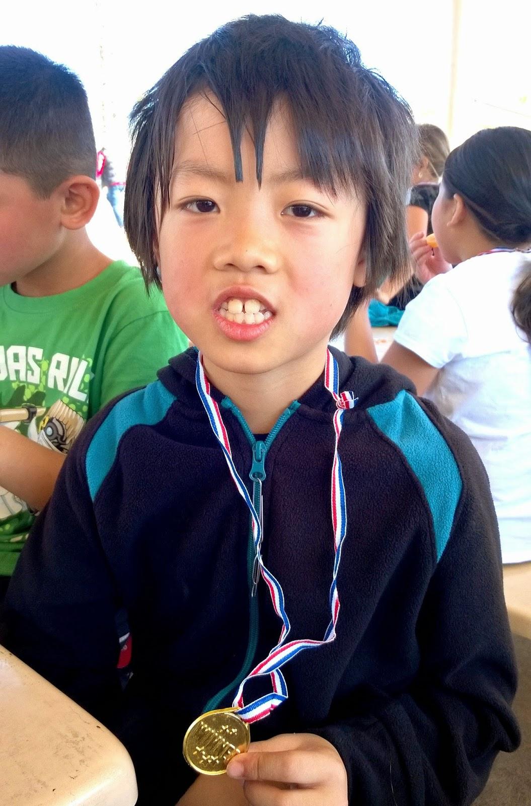 Jog-a-thon school fundraiser