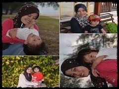 uMMi WiTH OuR LiL Nia ^__*