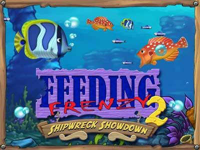 المغامرات Feeding Frenzy ميجا,بوابة 2013 feedingfrenzy2_intro