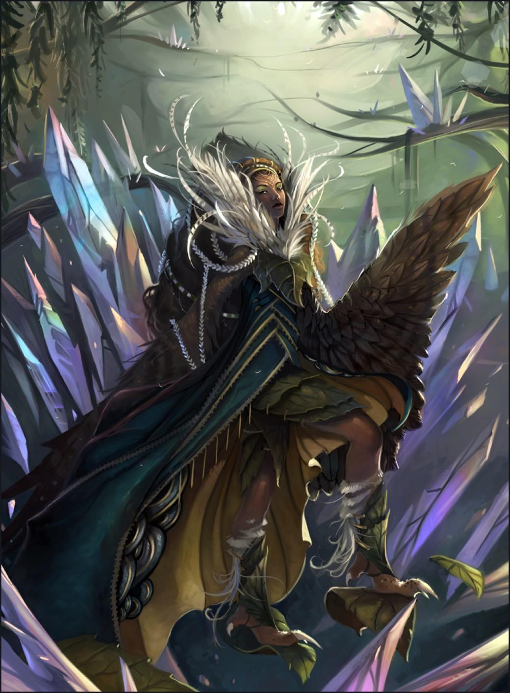Harpy variant por Gatling