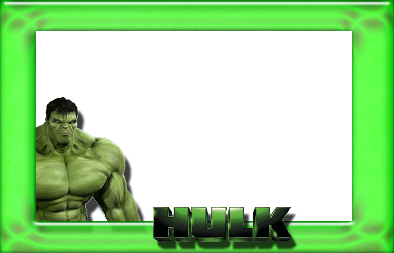 Hulk Invitations for perfect invitations template