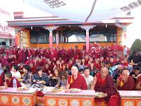 Meditation course teacher