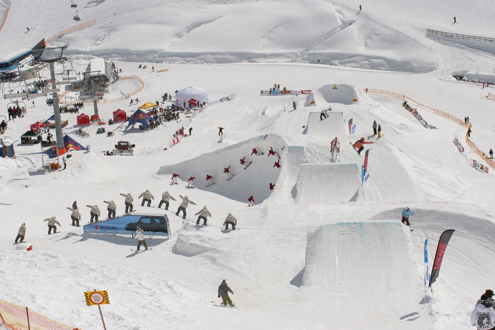 Mayrhofen, Austria - Top 10 Snow Parks in The World