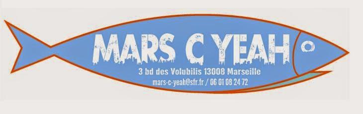 Contact de l'association MARS-C-YEAH