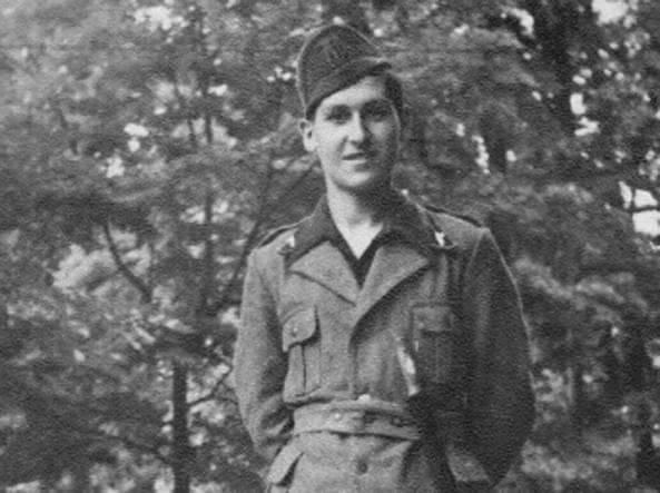 Il legionario Lauro Cassiolari