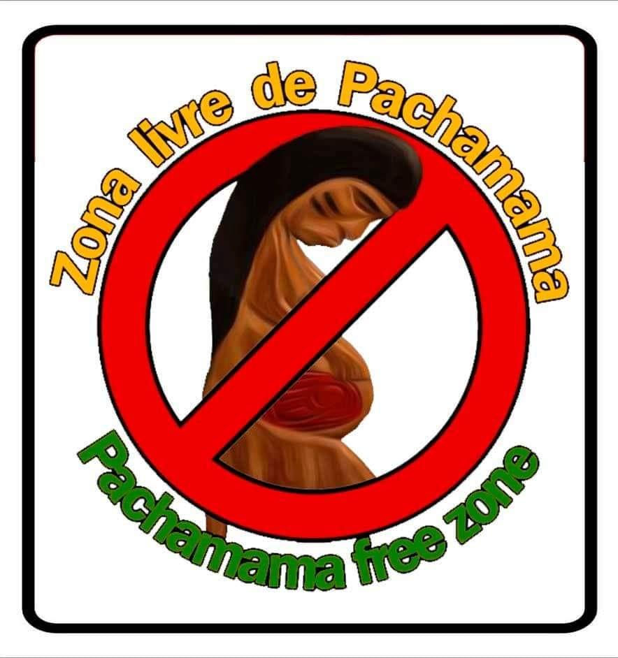 Zona livre de pachamama