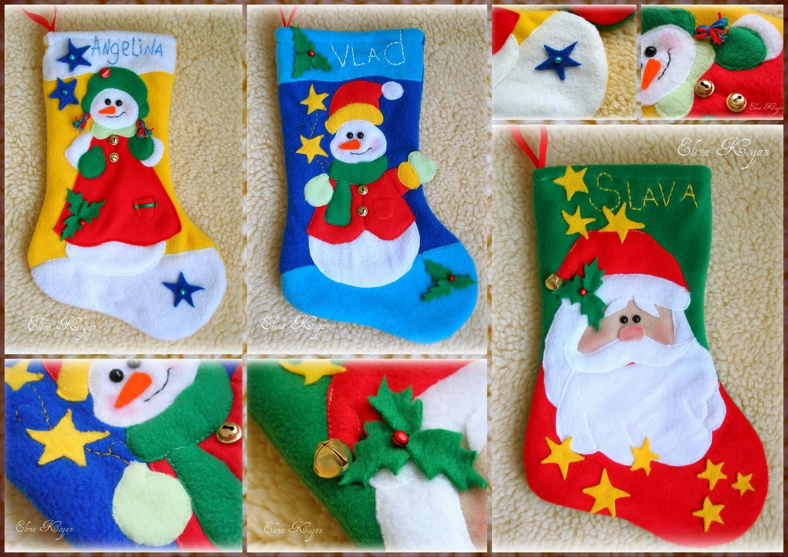 Как сделать Деда Мороза своими руками 29
