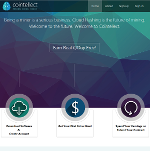 Cointellect Situs Penyedia Software Mining DogeCoin