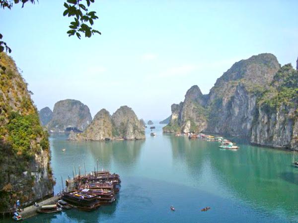 Bahia de Halong, Norte de Vietnam