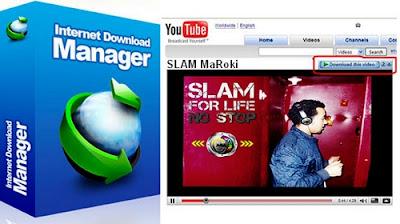تحميل انترنت داونلود مانجر IDM مع الكاراك