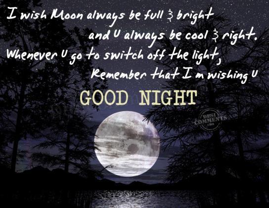 Popular Scraps: Good Night