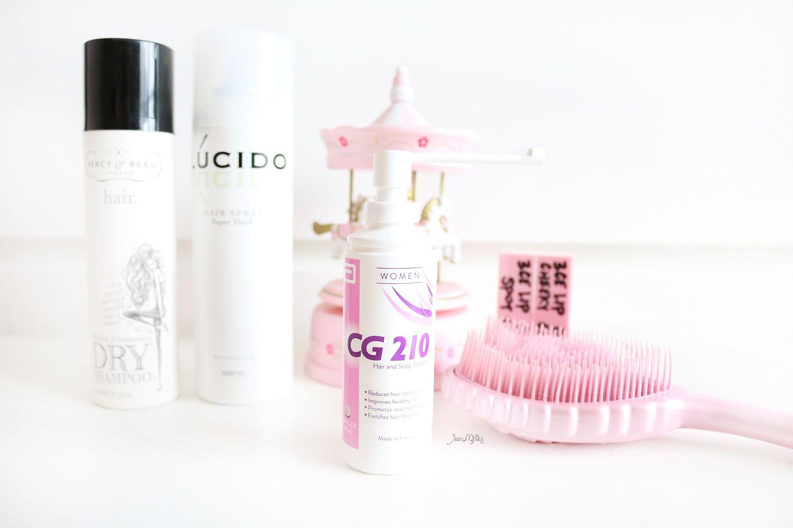 hair, hair care, hair loss, hair growth, cg210, cg 210, abbott, solusi rambut rontok, hair treatment
