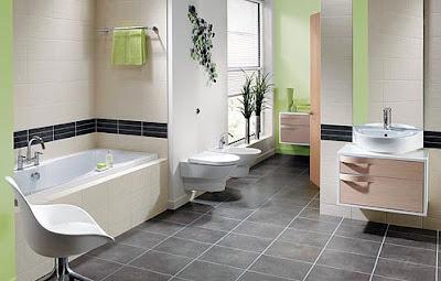 pavimentos para baño