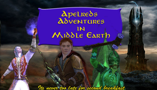 Apelreds Adventures in Middle Earth