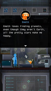 Screenshots of the Opus: The day we found Earth for Android tablet, phone.