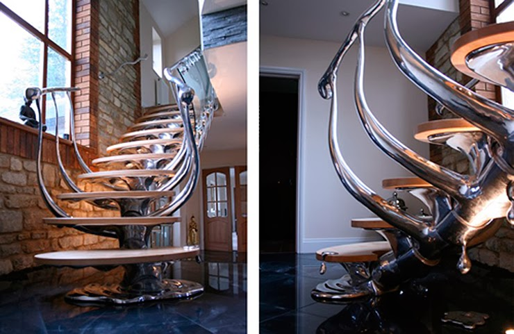 stairs designs by Philip Watts