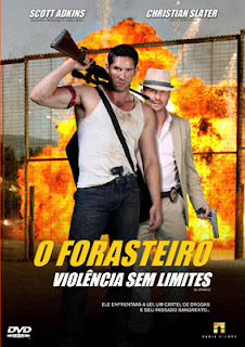 Download - O Forasteiro – Violência Sem Limites – BDRip AVI Dual Áudio + RMVB Dublado ( 2013 )