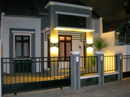 contoh rumah minimalis, gambar rumah minimalis, model rumah minimalis
