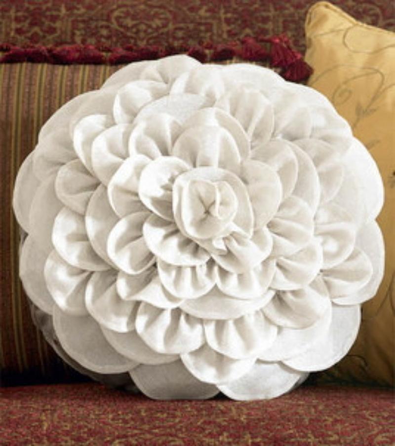 Flower Pillow Picsbud