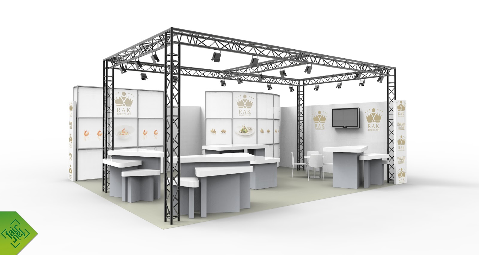 Xyneph stand foire for Stand foire