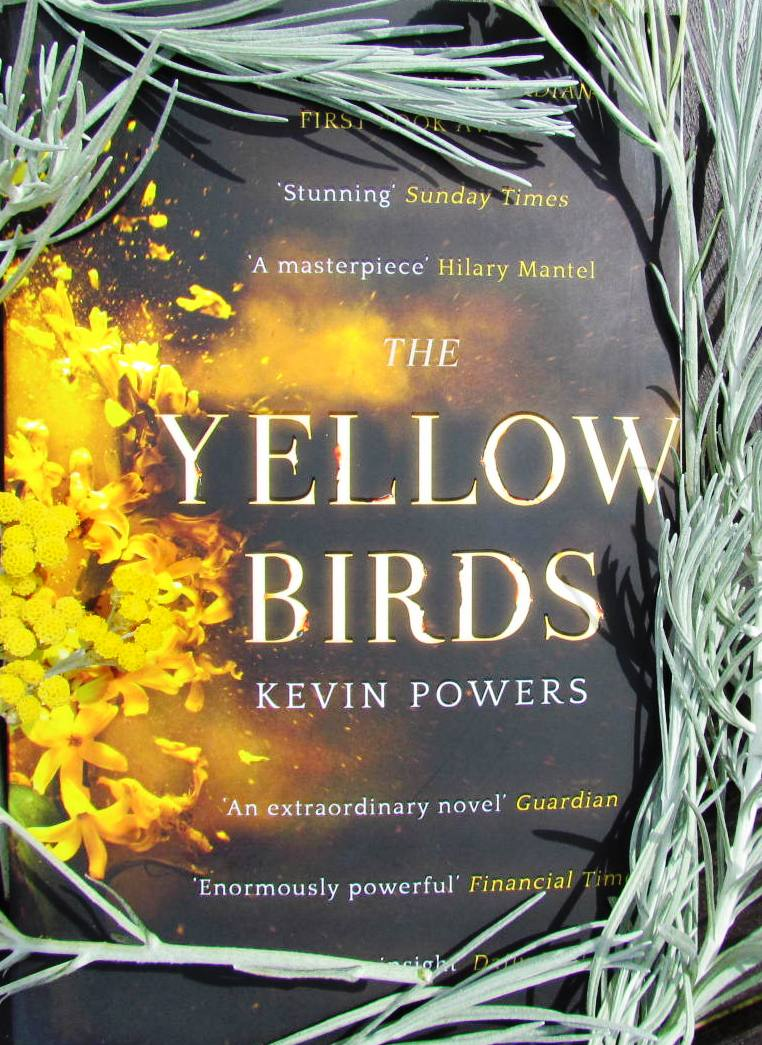 a review of the book the yellow birds by kevin powers Johanna thomas-corr, literary review a stunning read  beautiful   in the yellow birds, kevin powers has delivered an exceptional novel from.