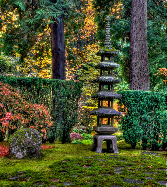 Thom Zehrfeld Photography Japanese Gardens Portland Part 5