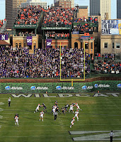 Northwestern wants to play at Wrigley Field again. Really?