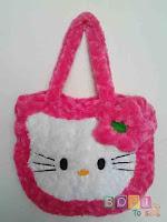 Tas Boneka Hello kitty