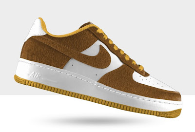 Nike ID Air Force 1 Premium