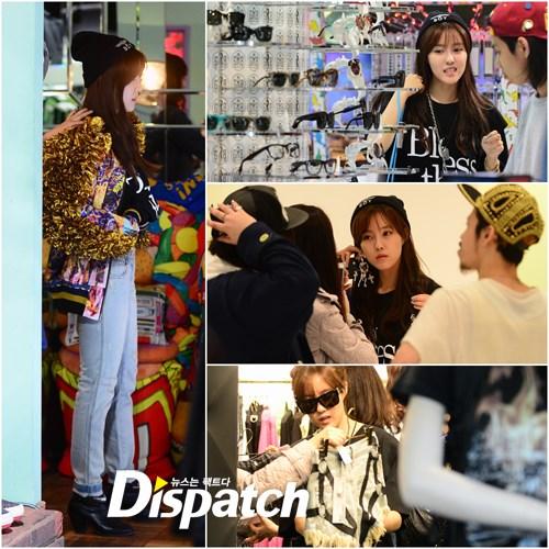 Hyomin Shopping Di Jepang 03
