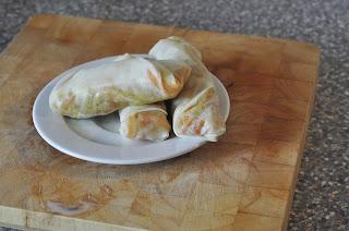 Spring Rolls ~ Simple Food