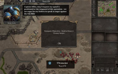 Warhammer 40000: Armageddon Glory of Macragge
